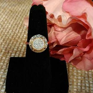 Pandora's Pave Rose Gold 💍